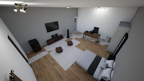 cuarto de angel - Living room - by angel lopeez 777
