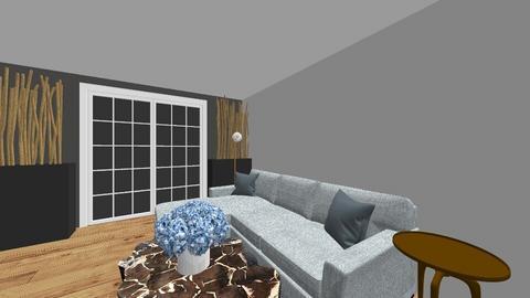 feli y lucio - Modern - Bedroom  - by luchito arq