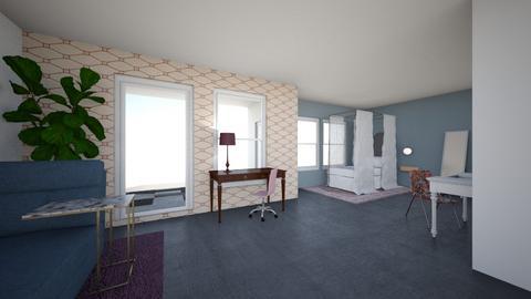 Sarah Lucy - Living room  - by Jilly_patt
