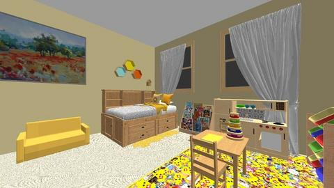daphne room - Kids room  - by reaganeure13