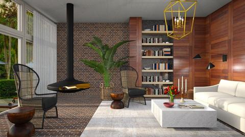 Brasil Lounge - Vintage - Living room  - by 3rdfloor