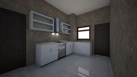 enugu kitchen - Kitchen  - by ozisteph