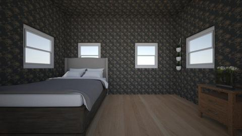 Design 2 - Modern - Bedroom  - by SydneyB1221