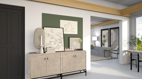 Artist home - by Designer1007