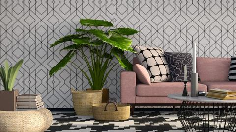 Geometric LR - Modern - Living room  - by LucasMucus