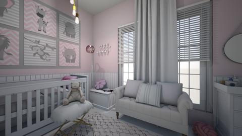 nursery - Kids room  - by rasty