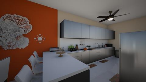 Kitchen 1 - Modern - Kitchen - by i3TeaTimei3