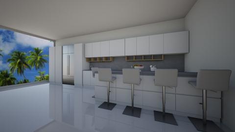 Mutfak - Kitchen  - by cagla_deniz_