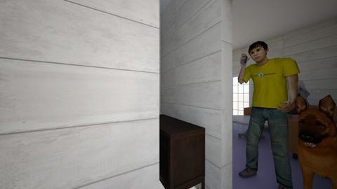 vikas - Living room  - by vikas sbhssbf