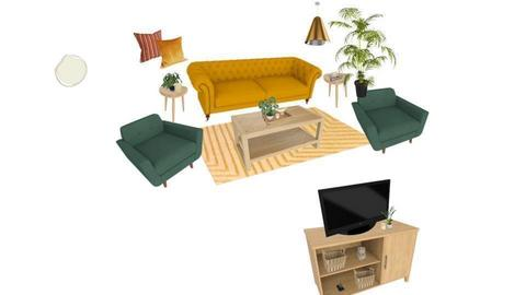 70s living room - by oliviascalley