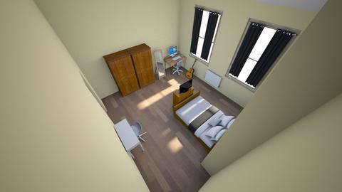 Bedroom as we have it - by Josancio1