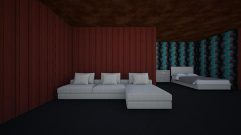 xcvb - Global - Living room  - by Mirawqr