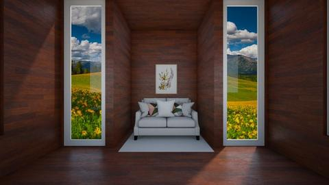 the cosy sofa - by IESdesign