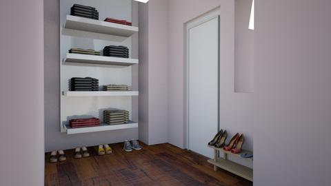 Walk in Closet - by USAgymnatics