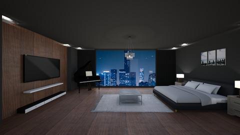Living Room III - Modern - Living room  - by sfurkan