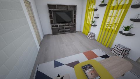 Dormitor 4 - by simina_tican