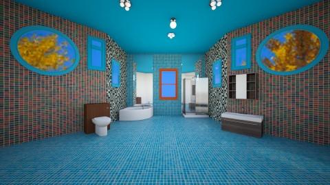Bathroom - Minimal - Bathroom  - by irolnyll