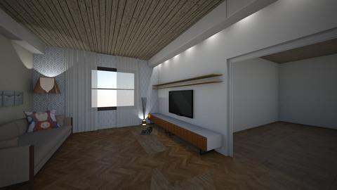 room - Living room - by Ivelina Filipova