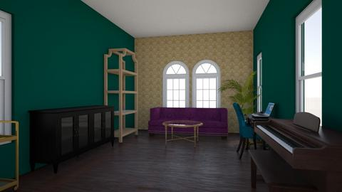 Office Layout 5 - Glamour - Office  - by bbrouwer