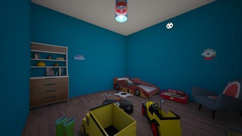 Brady - Kids room - by paiz2000