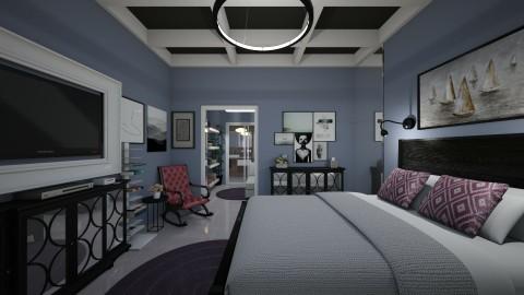 Deem room - by Joan De Leon