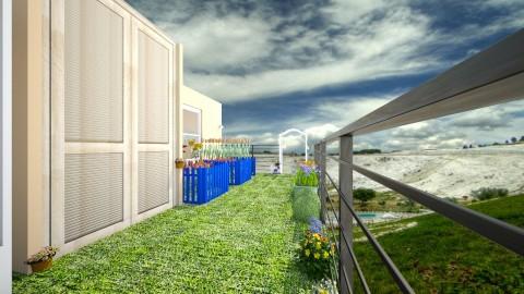 New garden 3 - Garden  - by Buse Karasu