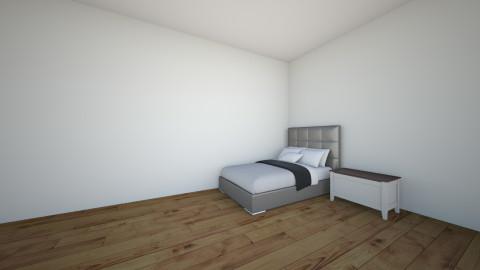 cuartomio - Country - Bedroom  - by raulcruzdiaz597
