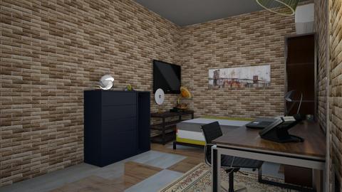 ian_uni - Bedroom  - by Iansa6565