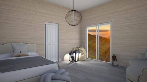 For SunshineAllie - Modern - Bedroom  - by Itsavannah