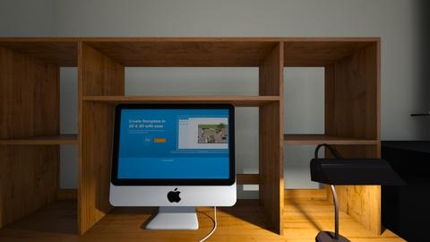 Trailer Home Desk - Office  - by mspence03