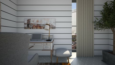 AmericanOffice - Office  - by Kalinowska