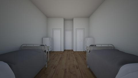 Max Quarless Dorm Room - Bedroom  - by MaxQuar3756
