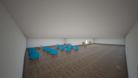 Daycare center - Modern - Kids room  - by spacekiller519