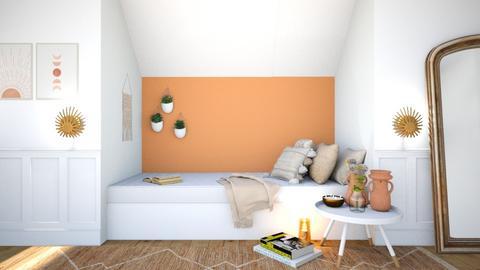 Loft bedroom - Bedroom  - by aestheticXdesigns