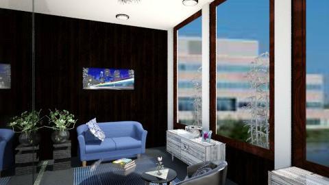 final principals lounge - Modern - Office - by Lorali