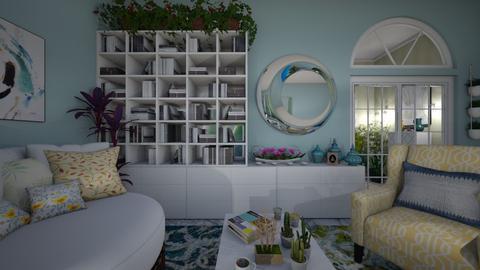 Maxim Living - Living room - by ElleP