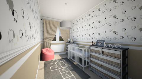 nursery  - Kids room  - by AgnesDS