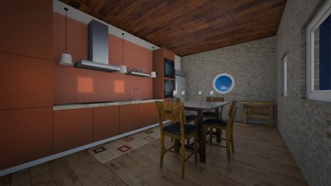 kitchen - Kitchen  - by Blake Gallimore