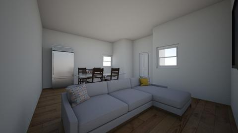 elis_house2 - Modern - Living room  - by elilamb