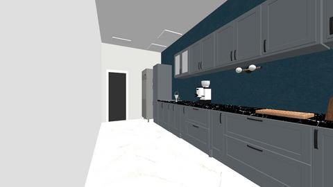 djzv  - Kitchen  - by Aditya Kant Trivedi