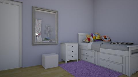 my bedroom 1 - Glamour - Bedroom  - by BTSfangirl
