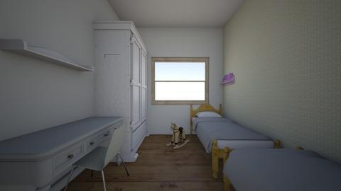 nordic 1 - Kids room - by aska525