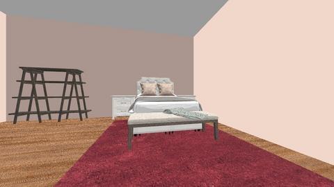 bedroom - Bedroom - by lanaalsaleh