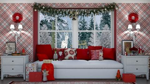 Christmas Nook - by sarah4368