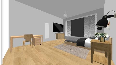 gizelle jaramillo - Modern - Bedroom  - by Jaramig20