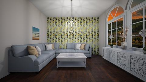 F - Glamour - Living room  - by Twerka