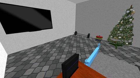 my first jack - Modern - Bedroom - by jackywoo242