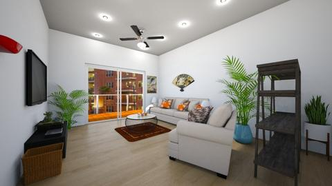 2bd Living 2 - Living room - by abards97