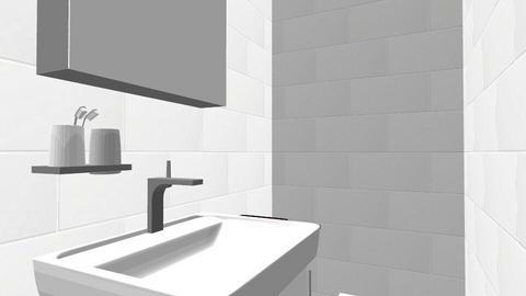 aseoabajo - Bathroom  - by martaapujante