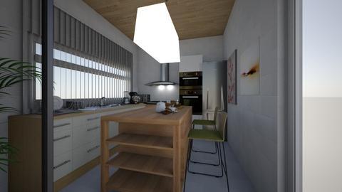 caboom - Kitchen  - by hvvs14